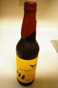 dissident bottle