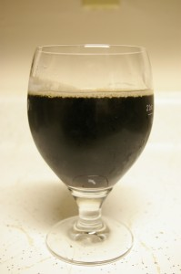 quad in the glass