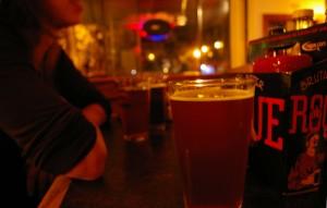 wet hop ale inside rogue