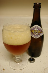 orval in the glass